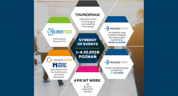 POLAGRA 2018 - Synergy of Events