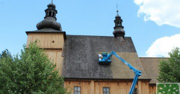 zdjęcie RENOVATION - Restoration of the wooden historical buildings