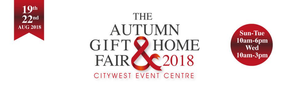 The Autumn Gift Home Fair 2018